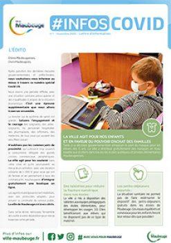 #Infos Covid 1-1